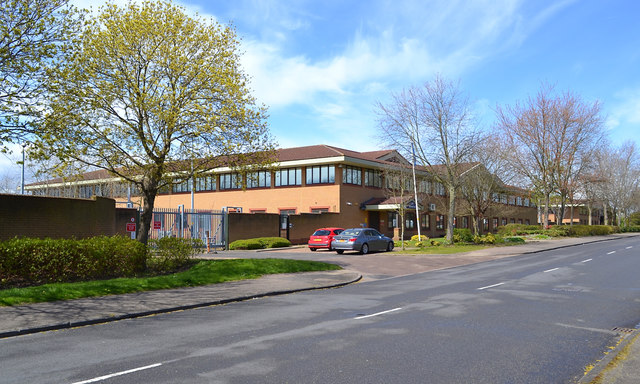 176fc7f275cea Willenhall Police Station