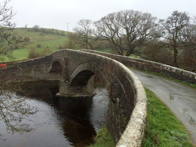 Crook of Lune Bridge