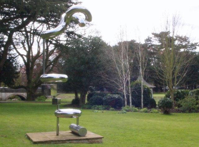 Egerton Lodge Memorial Gardens, Melton Mowbray, Leics.