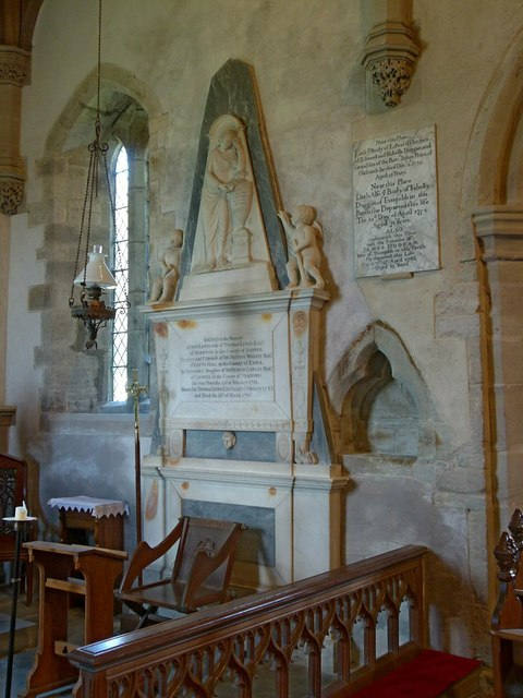 Church of St Stephen, Old Radnor