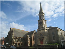 NS3230 : Churches on Ayr Street by Jonathan Thacker
