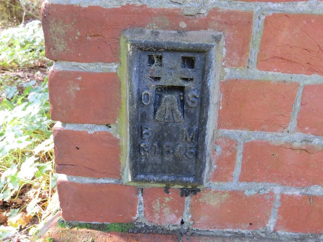 Ordnance Survey Flush Bracket G1845