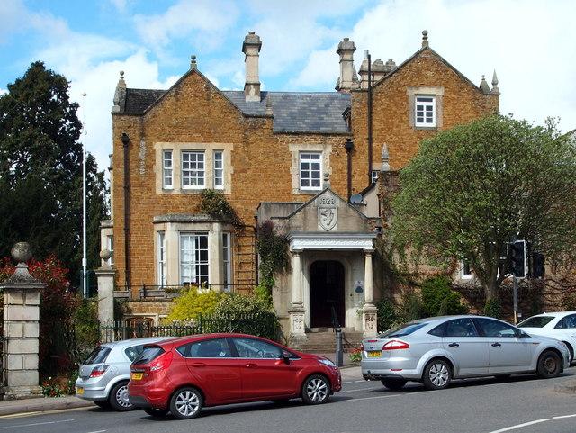 Egerton Lodge, Melton Mowbray, Leics.