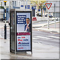 J5082 : Assembly Election Poster, Bangor by Rossographer