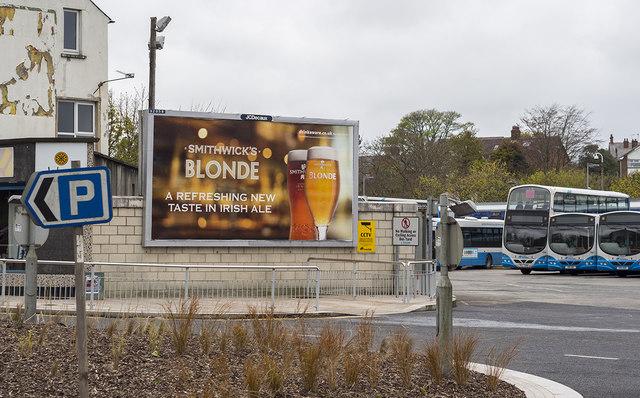 Advert, Bangor