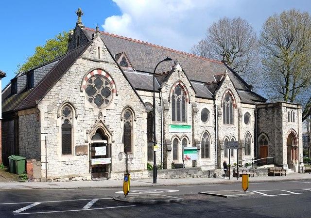 Seventh Day Adventist Church, Haverstock Hill