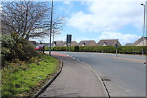 NS2742 : Kilwinning Road, Stevenston by Billy McCrorie