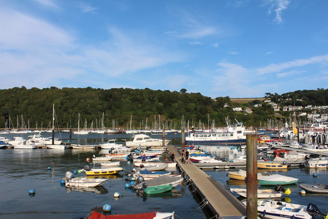 Dartmouth, Dart Harbour (1)