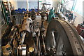 SJ9483 : Anson Engine Museum - cross compound steam engine by Chris Allen