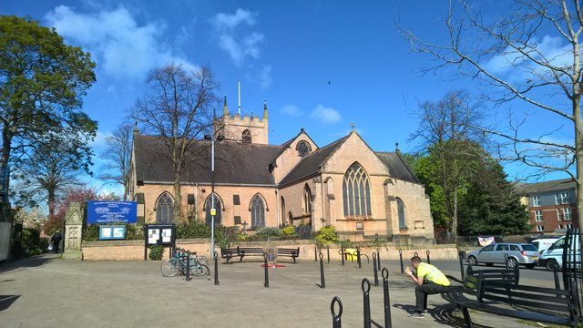 Parish Church of Saint Mary Magdalene, Hucknall