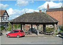 SO3958 : Former Market Hall, Pembridge by Alan Murray-Rust