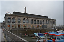 SX4653 : Royal William Victualling Yard - Brewhouse by N Chadwick
