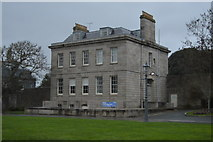 SX4653 : Royal William Victualling Yard - Officers House No. 2 by N Chadwick