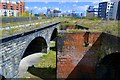 SE2933 : Central Viaduct, Leeds by Mark Stevenson