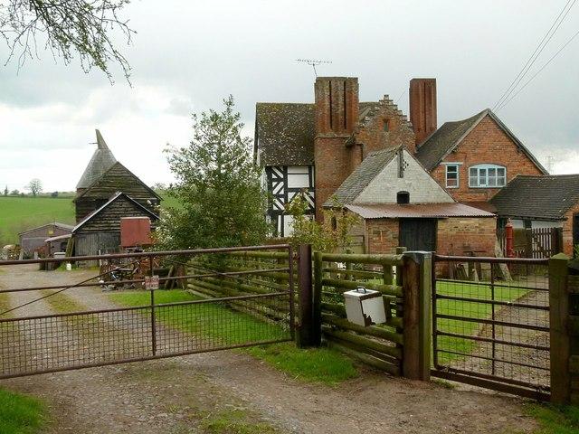Lower House Farmhouse