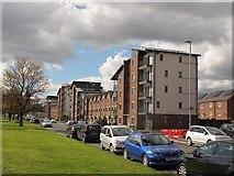 SE2932 : New build properties, Holbeck Moor Road by Stephen Craven
