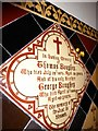 SJ8745 : Stoke Minster: Minton Hollins memorial tiles (131) by Basher Eyre