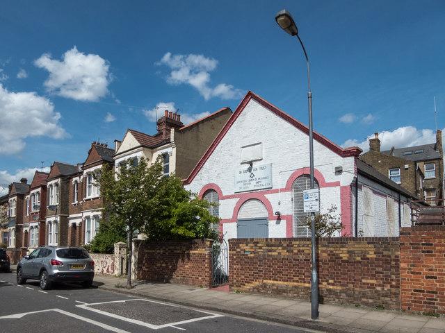 Chapel, Trenmar Gardens, London NW10