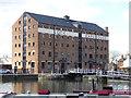 SO8218 : Lock Warehouse - Gloucester Docks by Chris Allen