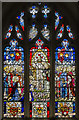 SK5804 : Bardsley Memorial Window, Leicester Cathedral by Julian P Guffogg