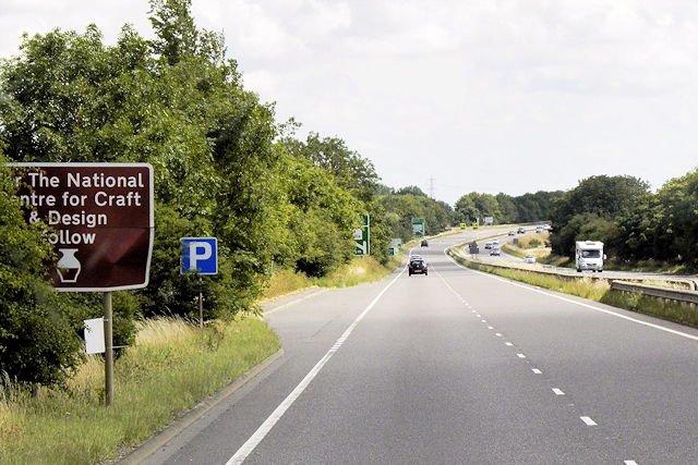A17 Layby East of Holdingham