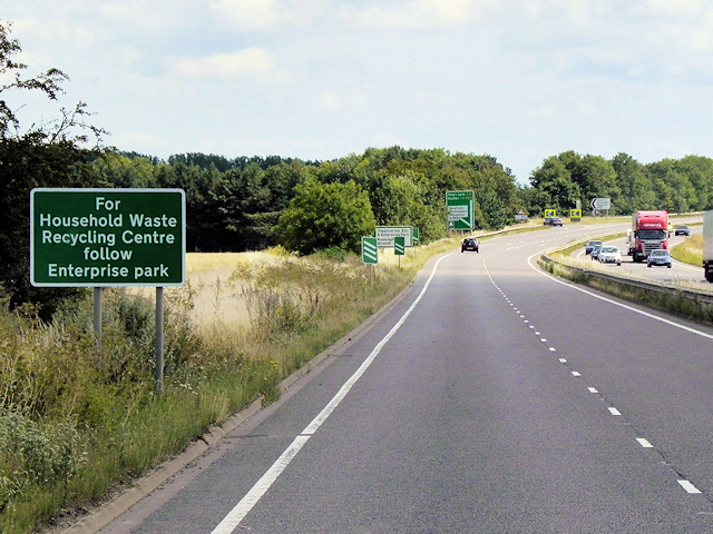A17, Sleaford Bypass