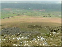 SO5878 : View from Titterstone Clee by Alan Murray-Rust