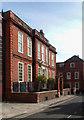 SU8604 : Pallant House, Chichester by Jim Osley