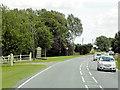 TF1844 : Westbound A17 near to East Heckington by David Dixon