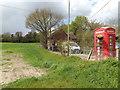 TM1850 : Witnesham Telephone Exchange by Adrian Cable