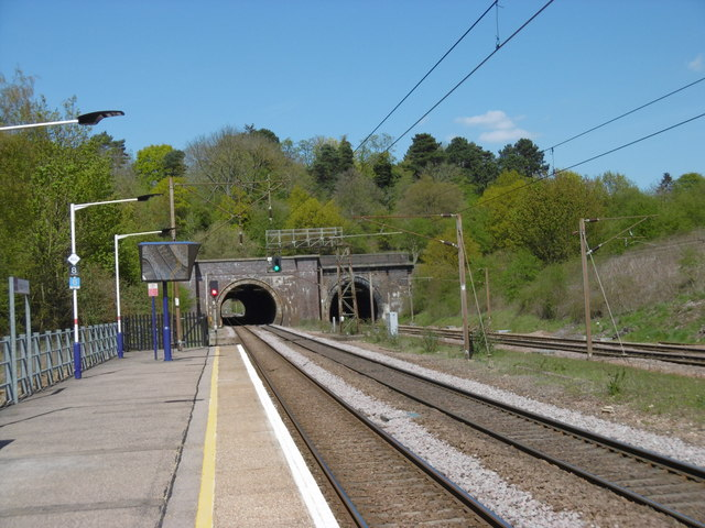 Hadley Wood North Tunnels