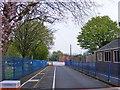 SO9286 : School Drive by Gordon Griffiths
