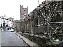 SX3384 : St Mary Magdalene's Church, Launceston by David Weston