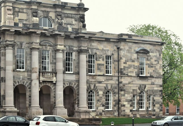 The Union Theological College, Belfast (May 2016)