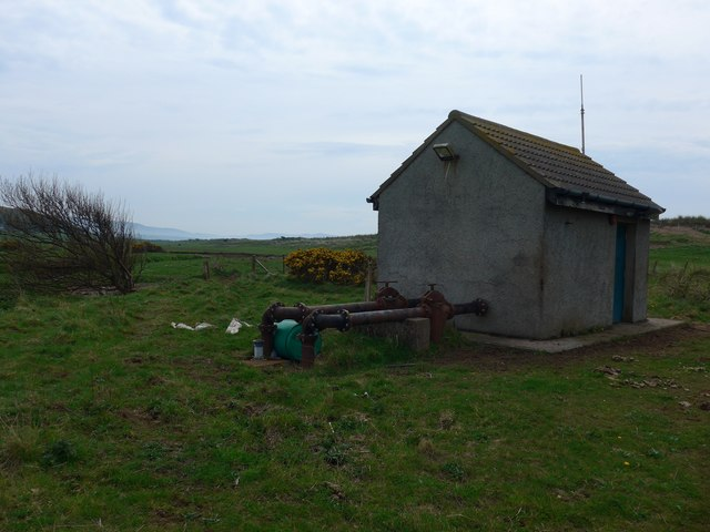 Pumping station, Turnberry