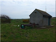NS2005 : Pumping station, Turnberry by Gordon Brown