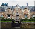 TQ1892 : Day's Almshouses, Edgware by Julian Osley