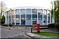 SU8504 : Chichester Public Library, Tower Street by Julian Osley
