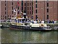 SJ3489 : Steam tug Daniel Adamson by Chris Allen