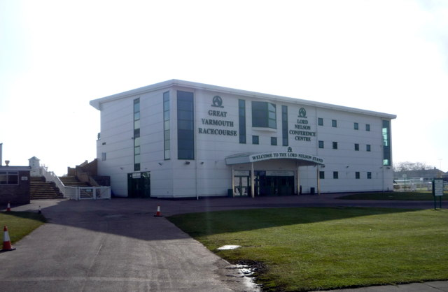 Lord Nelson Conference Centre, Great Yarmouth Racecourse
