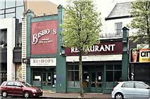 "J3373 : Former ""Bishops"", Bradbury Place, Belfast (May 2016) by Albert Bridge"
