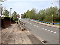 SJ3699 : Browns Lane (Copy Bridge) by David Dixon