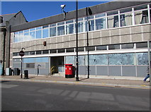 SS7597 : Former main post office, Neath by Jaggery