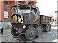 SJ3489 : Sentinel steam wagon, Albert Dock by Chris Allen