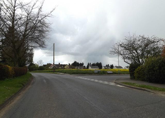 Ashbocking Road, Henley