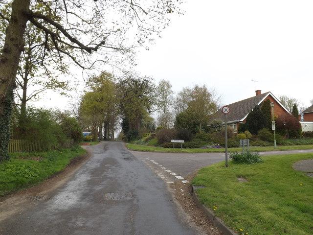 Church Lane, Henley