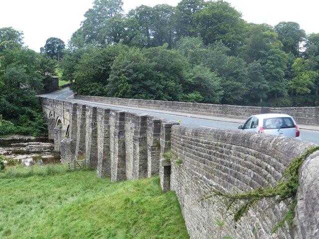 Bridge over the River Wharfe, Grassington