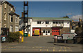 SO0351 : Fire station, Builth Wells by Julian Osley