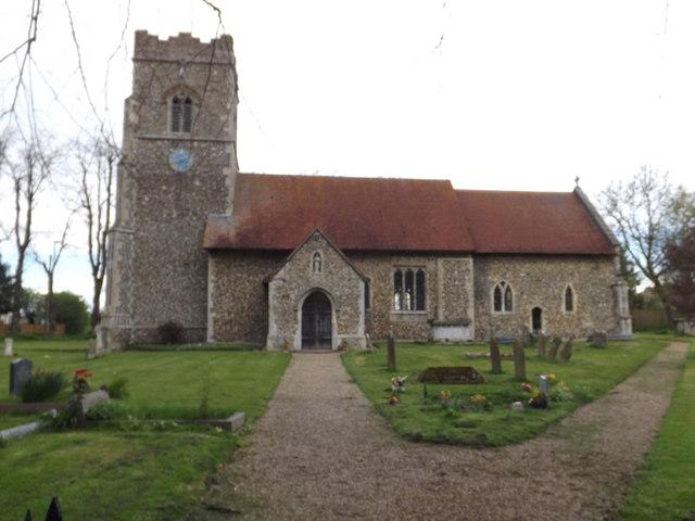 St.Peter's Church, Henley