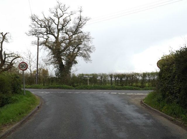 Cooper's Road, Barham